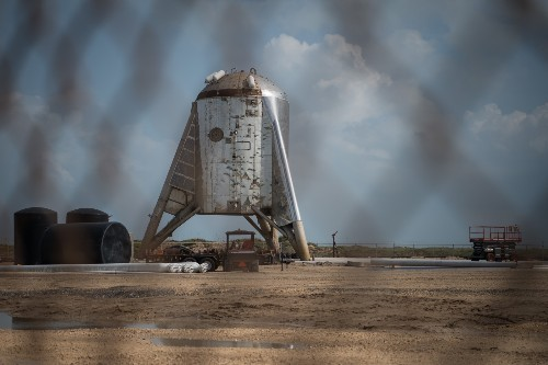 SpaceX Starship Ready To Go: Pictures