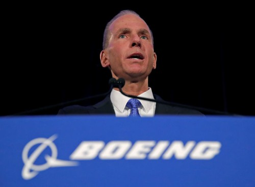Boeing says will take time to win back confidence
