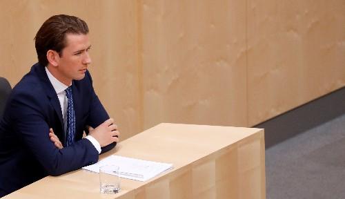 Austria's Kurz faces axe as far right opts to back no-confidence motion