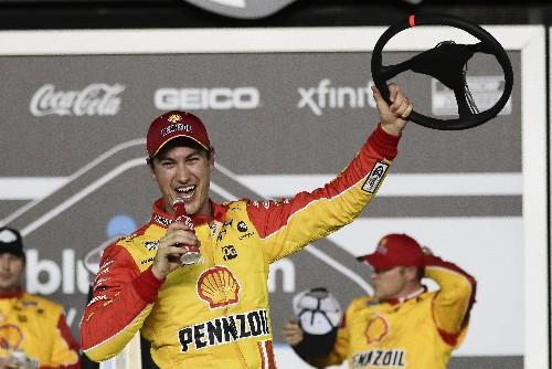 Logano, Byron win Daytona 500 qualifying races