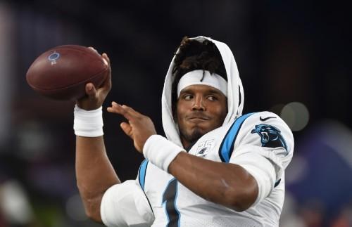 Reports: Panthers quarterback Newton walking without boot