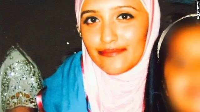How Scottish teen became an ISIS bride