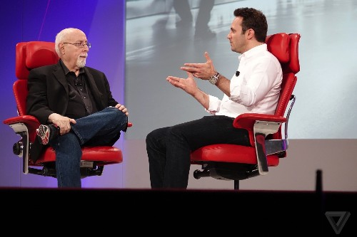 Oculus' CEO is stepping down to lead its new PC virtual reality group