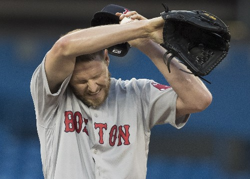 LEADING OFF: Red Sox LH Sale faces Dodgers