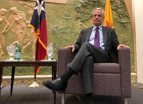 Fed's Kaplan says he's 'agnostic' on next Fed rate move