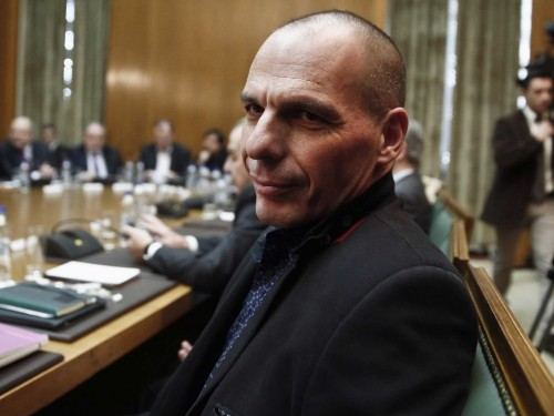 Greece insists it doesn't have a cash problem