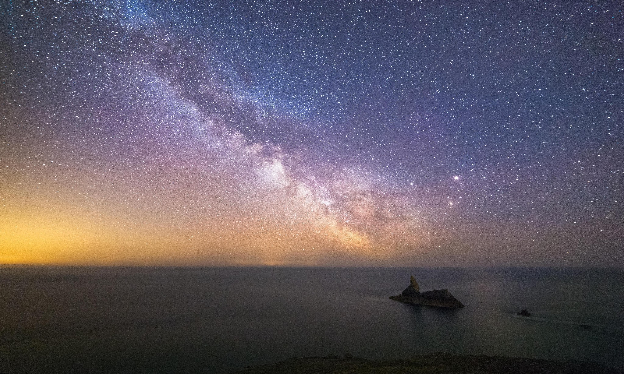 20 of the best places to stargaze in the UK