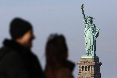 AP-NORC poll: Americans agree on many aspects of US identity