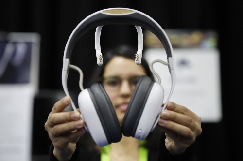 New, Cool Stuff at CES Unveiled: Pictures