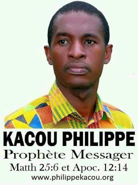 Comment Peut-on Interdit Le Prophète Kacou Philippe De Prêché - Magazine cover