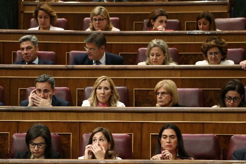 Spain's parliament leads Europe in gender-equality despite rise of far right
