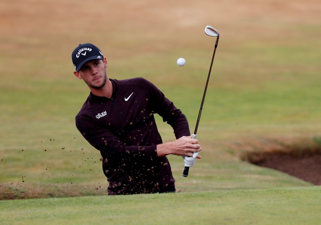 Golf: Baby crashes Pieters' Olympic plans but then came the virus