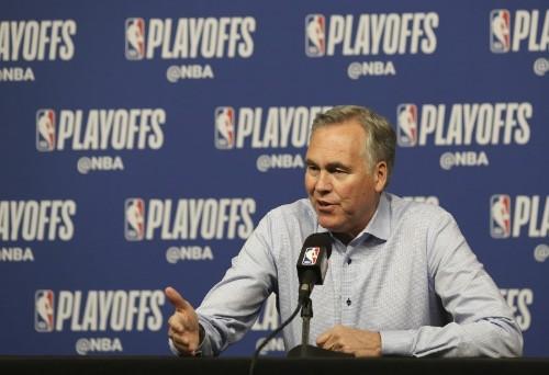 Rockets owner backs D'Antoni as coach