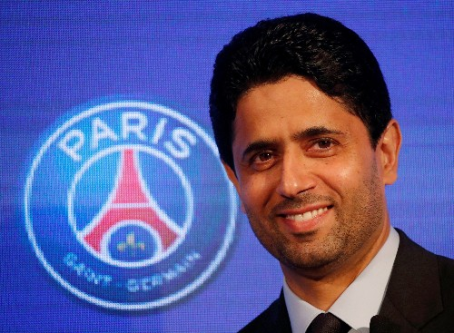 Qatari president of PSG under investigation in France for graft: source
