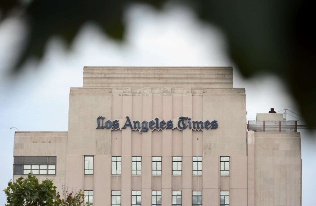 Los Angeles Times owner sells paper to local billionaire Patrick Soon-Shiong, ending a long-troubled relationship