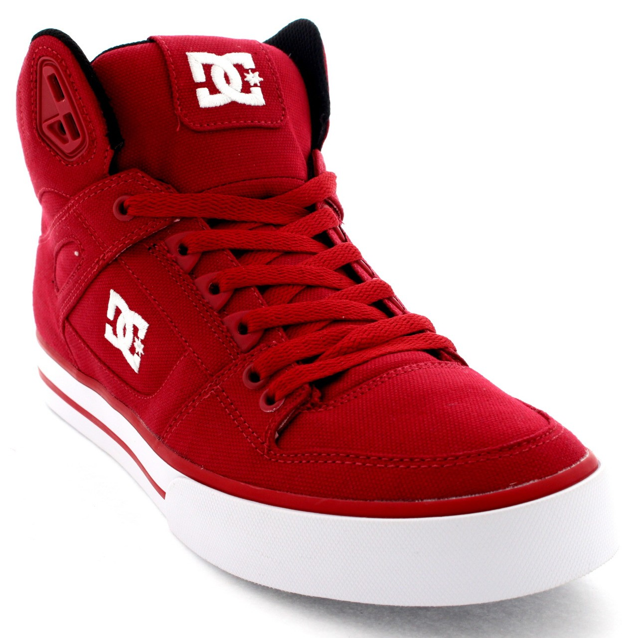 Mens DC Shoes Spartan High Textile Lace Up High Top Skate Shoes Trainers UK 7-12 in Clothes, Shoes & Accessories, Men's Shoes, Trainers | eBay!