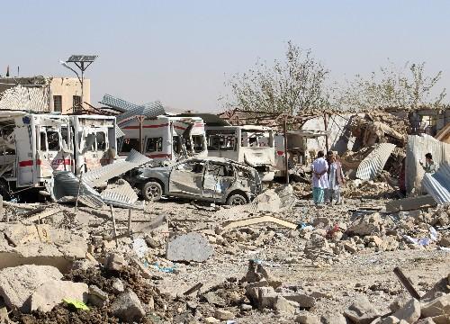 IS fighters hid among Afghan pine nut harvesters during U.S. drone strike: U.S. official
