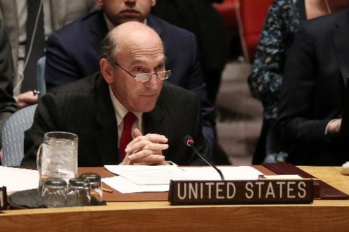 U.S. hopeful EU will impose sanctions on Venezuela in coming months: U.S. envoy