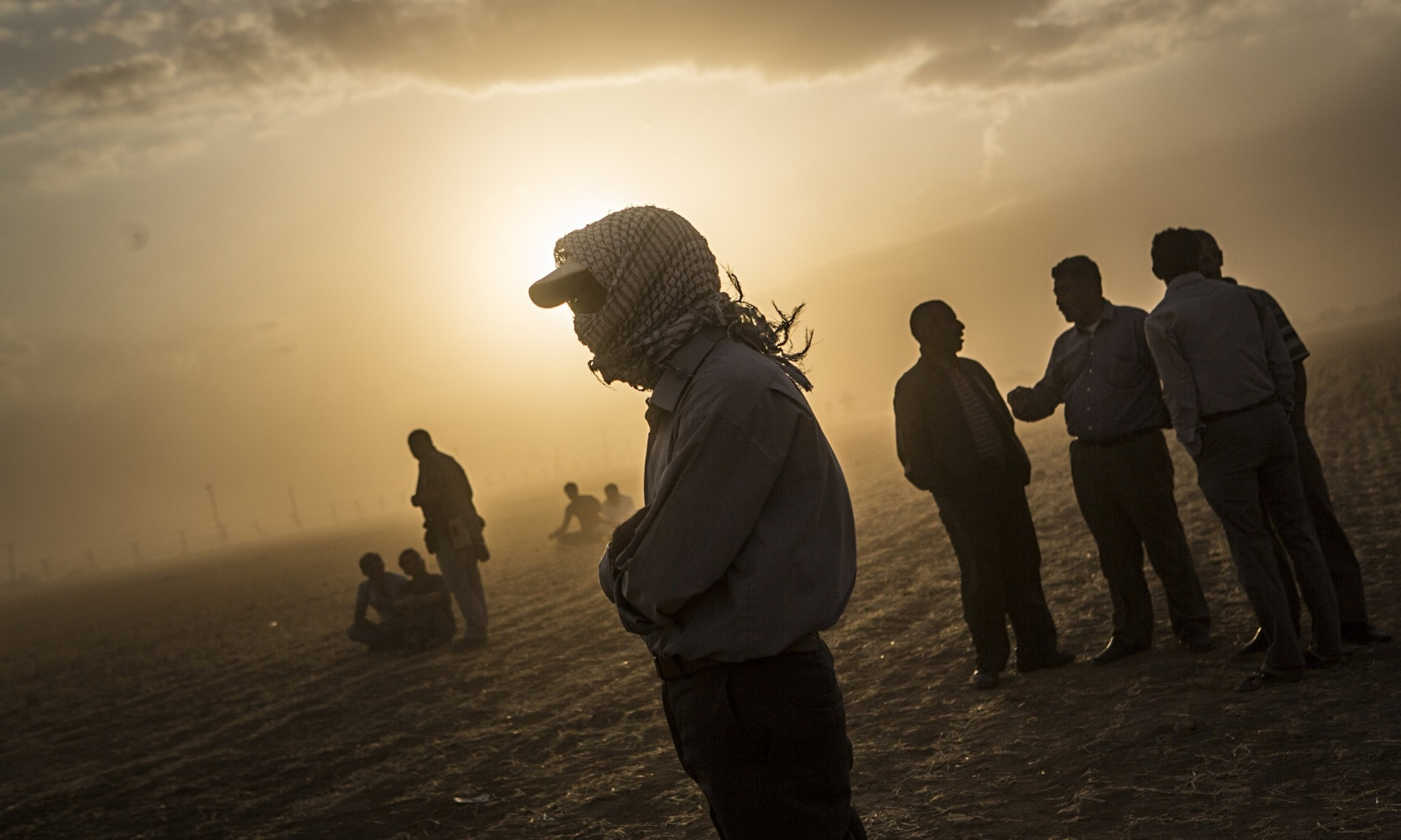 'Their fight is our fight': Kurds rush from across Turkey to defend Kobani