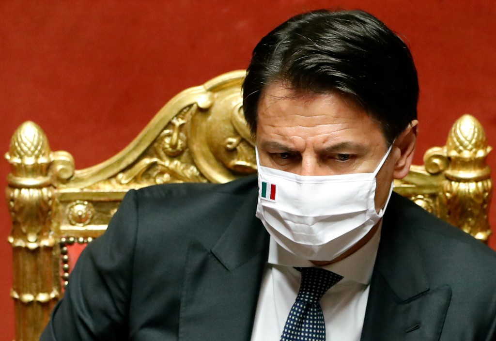 Italian prime minister probed over COVID-19, prosecutors urge case be dropped