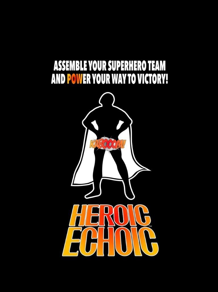 Heroic Echoic - Cover