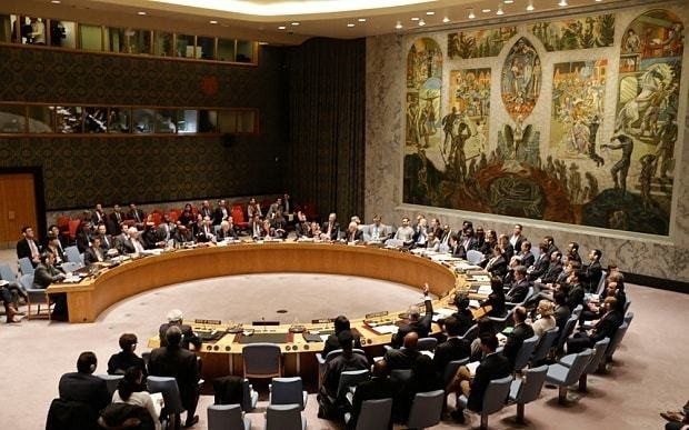 UN rejects Palestinian resolution for statehood