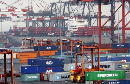 Weak exports seen crimping U.S fourth-quarter economic growth