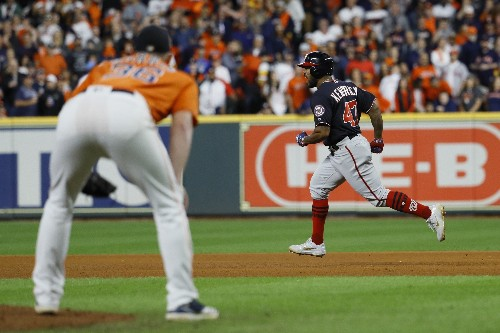 "Hinch: ""I'll have to live with"" bullpen decision in Game 7"