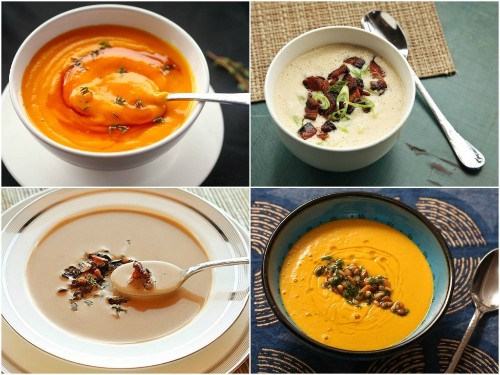 14 Warming Thanksgiving Soups That Just Might Steal the Spotlight