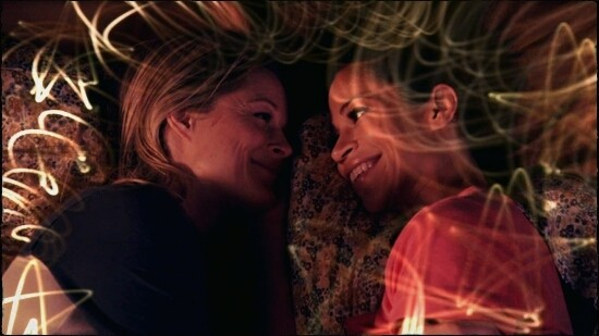 They are one of my favorite tv show lesbian couples of all time.