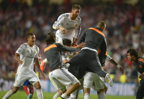 Champions League Final: Photo Gallery