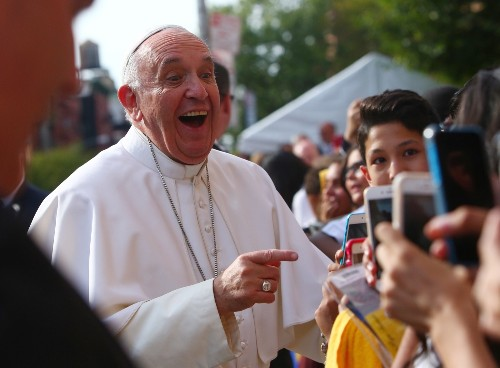 Pope Francis Spends a Day in New York City: Pictures