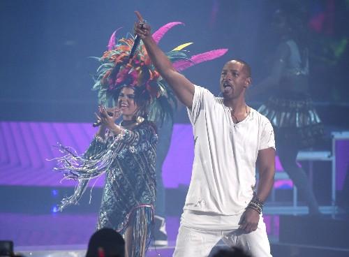 Latin Grammy Awards in Las Vegas: Pictures