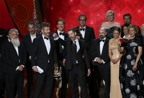 Big Night at the Emmys: Pictures