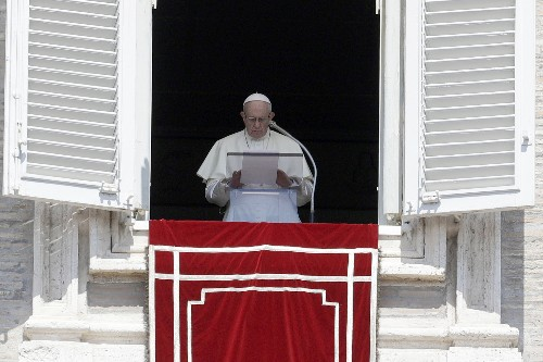 Pope: No effort spared to fight abuse, but offers no details