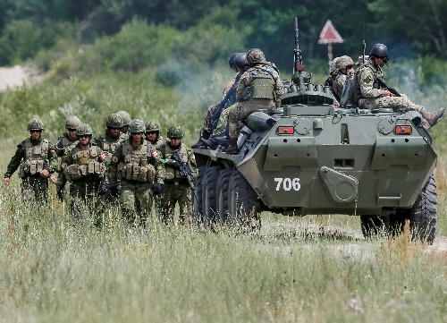 Canada to extend military training mission in Ukraine: source