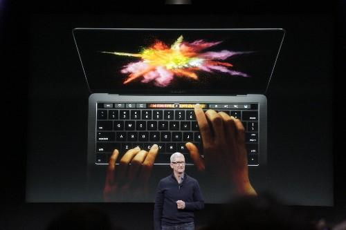 Apple's MacBook Pro event recap