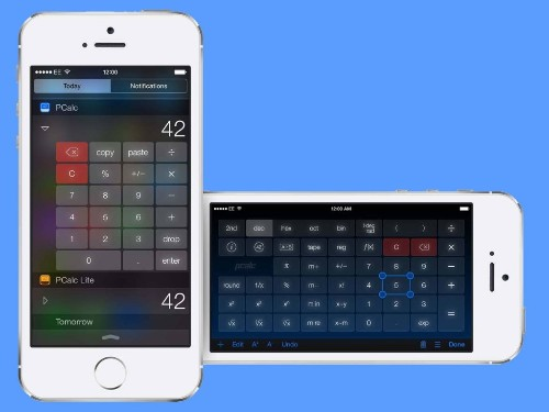 Apple No Longer Rejecting Calculator Widgets From The App Store