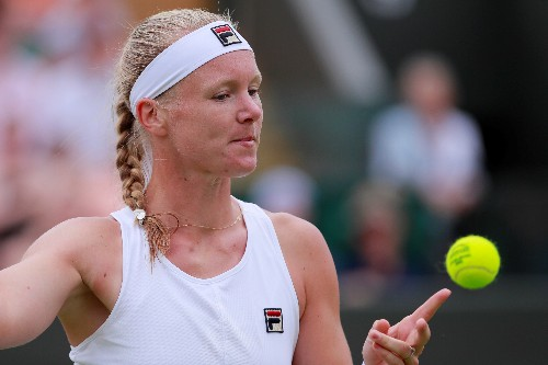 WTA roundup: Bertens to play for Palermo crown