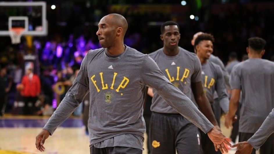 Kobe Bryant sets NBA record for seasons played with one franchise