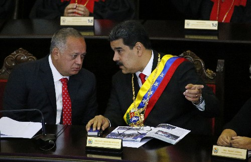 AP Exclusive: US talks secretly to Venezuela socialist boss