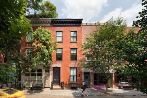 Architect Visit: A 15-Foot-Wide Garden for a West Village Townhouse