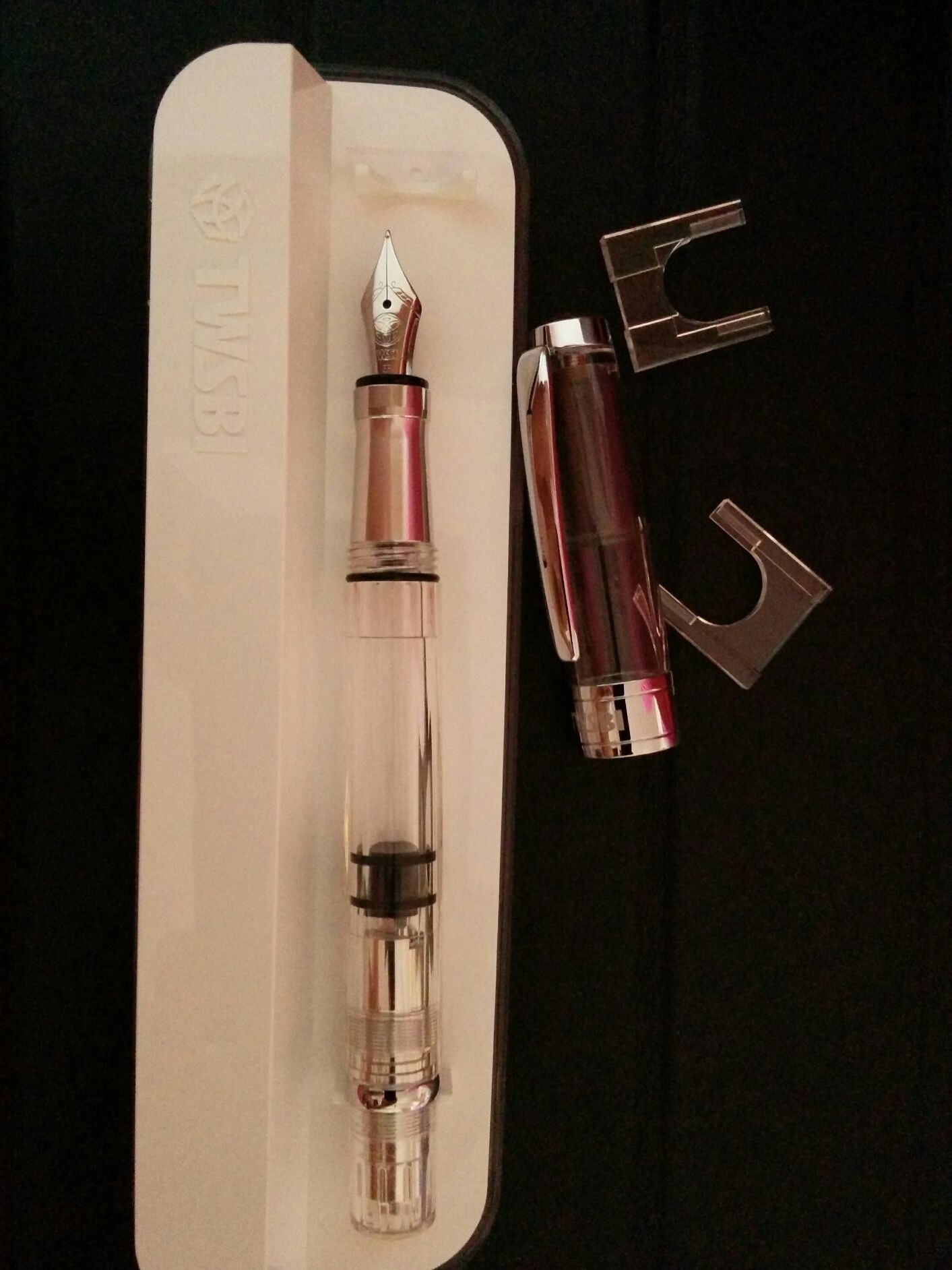 Twsbi AL. It's finally here :)