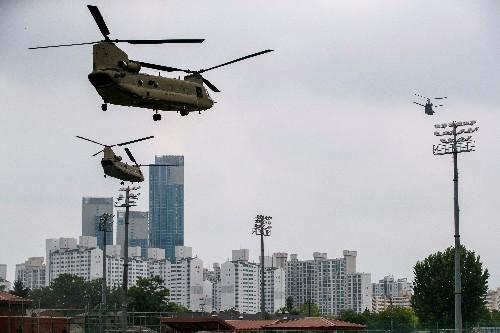 USA dementieren Bericht über Abzugspläne aus Südkorea