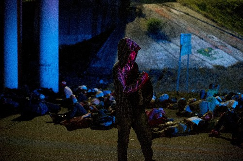 'We're heading north!' Migrants nix offer to stay in Mexico