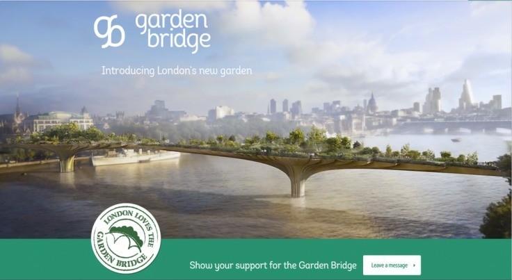 London Mayor Boris Johnson had sought Apple help for Thames Garden Bridge project