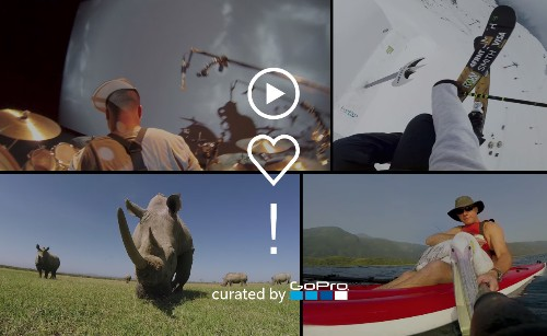Watch, Heart and Win with GoPro on Flipboard