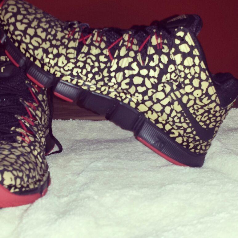 My new Nikes