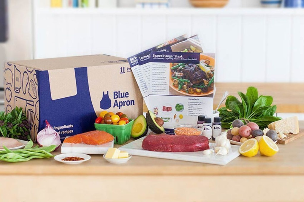 Blue Apron's big post-IPO challenge: making more money from existing customers