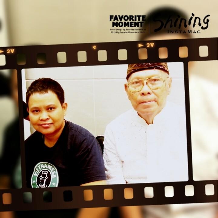 mijn oud papa, mijn 80 jaar oude papa